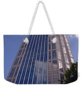 Batman Building In Down Town Nashville Weekender Tote Bag