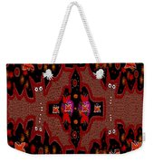 Bats In The Dark Weekender Tote Bag