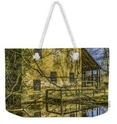 Batsto Gristmill Reflection Weekender Tote Bag