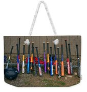 Batter's Choice Weekender Tote Bag
