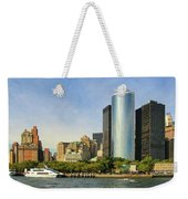 Battery Park Weekender Tote Bag