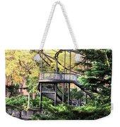 Battery Park Fall Colors  Weekender Tote Bag