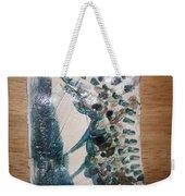 Battle - Tile Weekender Tote Bag
