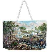 Battle Of Cold Harbor Weekender Tote Bag