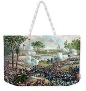Battle Of Cold Harbor Weekender Tote Bag