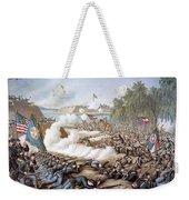 Battle Of Corinth, 1862 Weekender Tote Bag