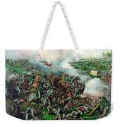 Battle Of Five Forks Weekender Tote Bag