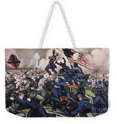 Battle Of Fort Wagner, 1863 Weekender Tote Bag