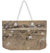Battle Of Fredericksburg Weekender Tote Bag by Granger