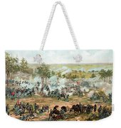 Battle Of Gettysburg Weekender Tote Bag