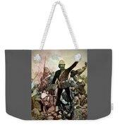 Battle Of Majuba Mountain  Weekender Tote Bag