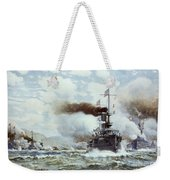 Battle Of Manila Bay 1898 Weekender Tote Bag
