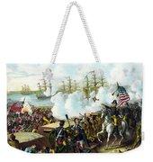 Battle Of New Orleans Weekender Tote Bag
