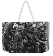 Battle Of Stalingrad  Nazi Infantry Street Fighting 1942 Weekender Tote Bag
