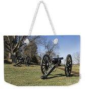 Battlefield At Fredericksburg Weekender Tote Bag