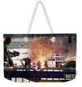 Battlefield Hardline Weekender Tote Bag