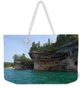 Battleship Row Rocks Weekender Tote Bag