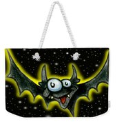 Batty Weekender Tote Bag
