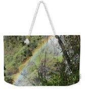 Beauty In The Rainforest Weekender Tote Bag