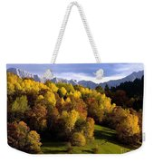 Bavarian Alps 2 Weekender Tote Bag