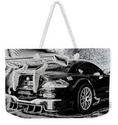 Bavarian Power Weekender Tote Bag