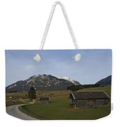 Bavarian Valley Weekender Tote Bag