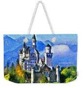 Bavaria's Neuschwanstein Castle Weekender Tote Bag
