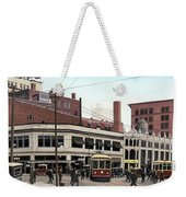 Bay And Queen Streets C1940 Weekender Tote Bag