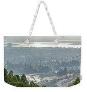 Bay Area Traffic Weekender Tote Bag