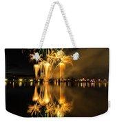 Bay City Fireworks - 2017 - 7 Weekender Tote Bag
