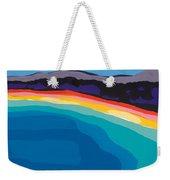 Bay Of Angels Weekender Tote Bag