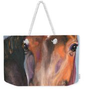 Thoroughbred Royalty Weekender Tote Bag