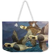 Bay Runners Weekender Tote Bag