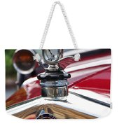 Bayliss Thomas Badge And Hood Ornament Weekender Tote Bag
