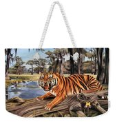 Bayou Mike Of Louisiana Weekender Tote Bag