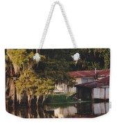 Bayou Shack Weekender Tote Bag
