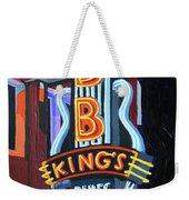 Bb King's Blues Club Weekender Tote Bag