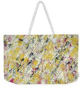 Bumble Bees Against The Windshield - V1cs65 Weekender Tote Bag