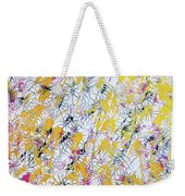 Bumble Bees Against The Windshield - V1lllt46 Weekender Tote Bag