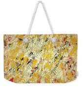 Bumble Bees Against The Windshield - V1ls75 Weekender Tote Bag