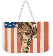 Be A U.s. Marine Weekender Tote Bag