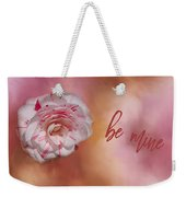 Will You Be Mine Weekender Tote Bag