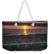 Be My Queen Weekender Tote Bag