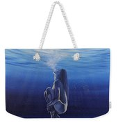 Be Still And Breathe Weekender Tote Bag