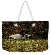 Be Wery Wery Quiet Weekender Tote Bag