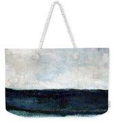 Beach- Abstract Painting Weekender Tote Bag