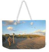 Beach Access 30 Weekender Tote Bag