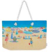 Beach Art - Every Summer Has A Story Weekender Tote Bag