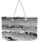 Beach At Dominican Republic Weekender Tote Bag