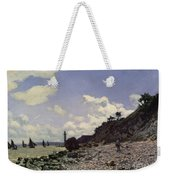 Beach At Honfleur Weekender Tote Bag